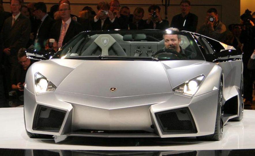 2010 Lamborghini Reventón roadster - Slide 5