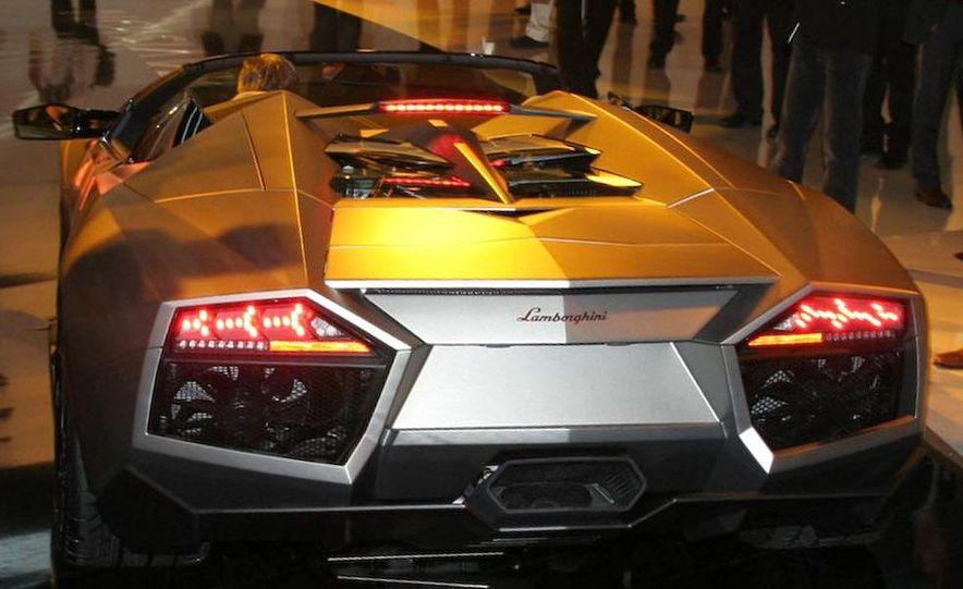 2010 Lamborghini Reventón roadster - Slide 6