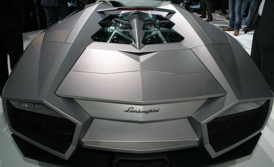 2010 Lamborghini Reventón roadster - Slide 12