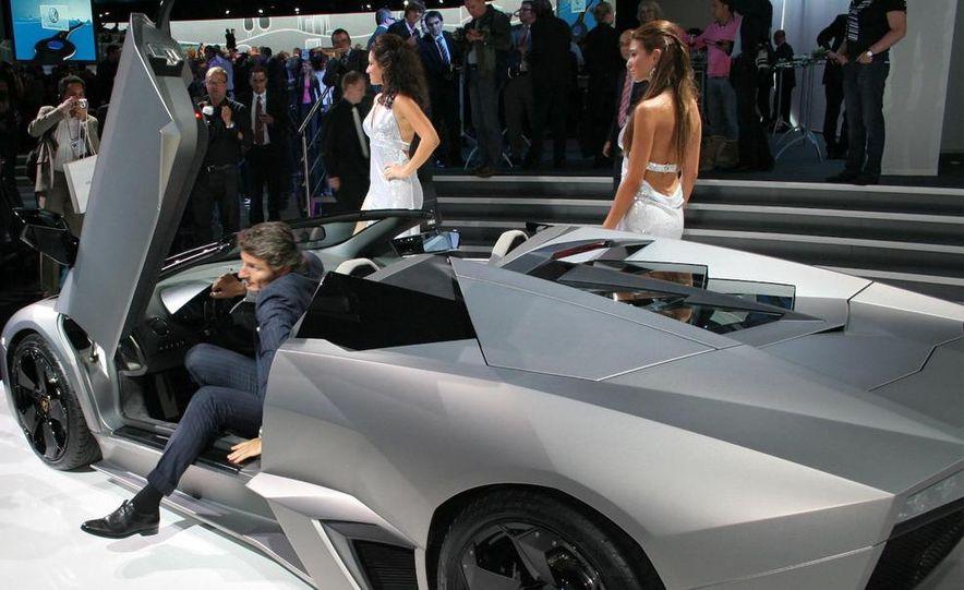 2010 Lamborghini Reventón roadster - Slide 26