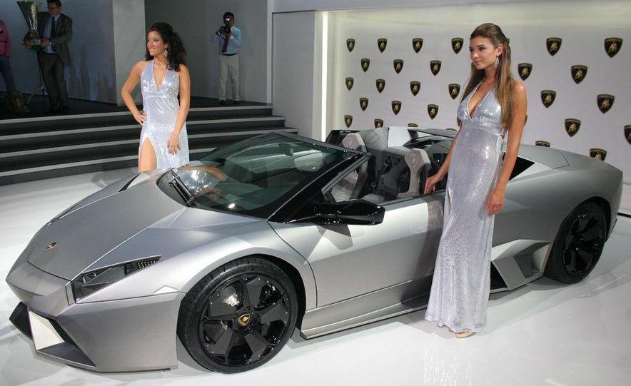 2010 Lamborghini Reventón roadster - Slide 31