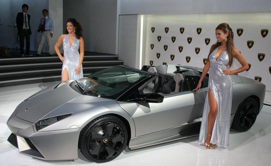 2010 Lamborghini Reventón roadster - Slide 32