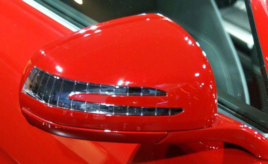2011 Mercedes-Benz SLS AMG grille badge - Slide 10