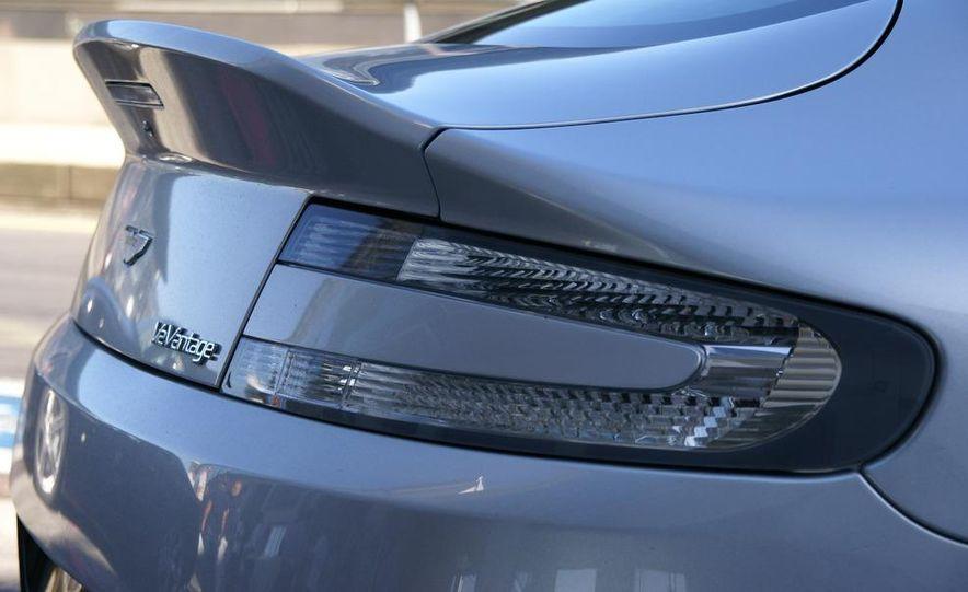2010 Aston Martin V12 Vantage - Slide 10