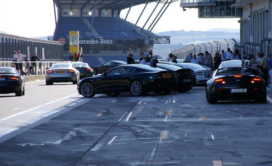 2010 Aston Martin V12 Vantage - Slide 11