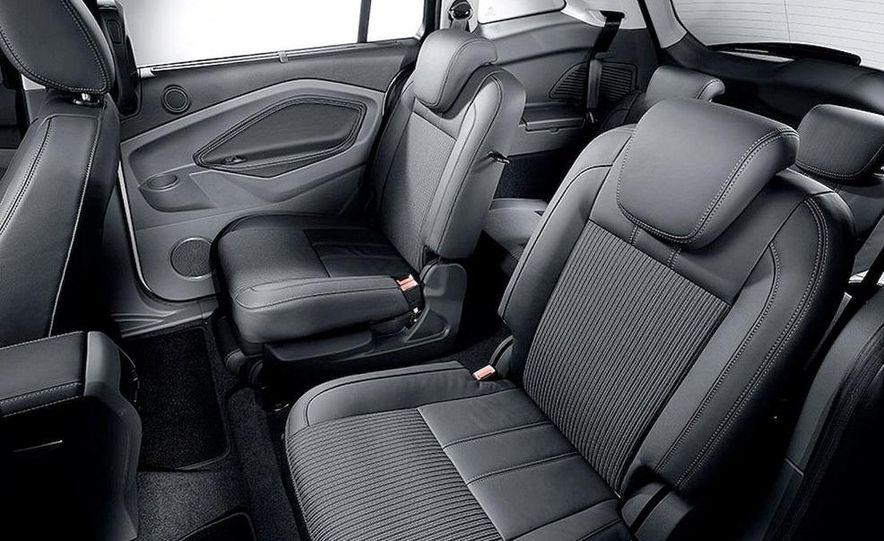 2012 Ford Grand C-Max - Slide 38