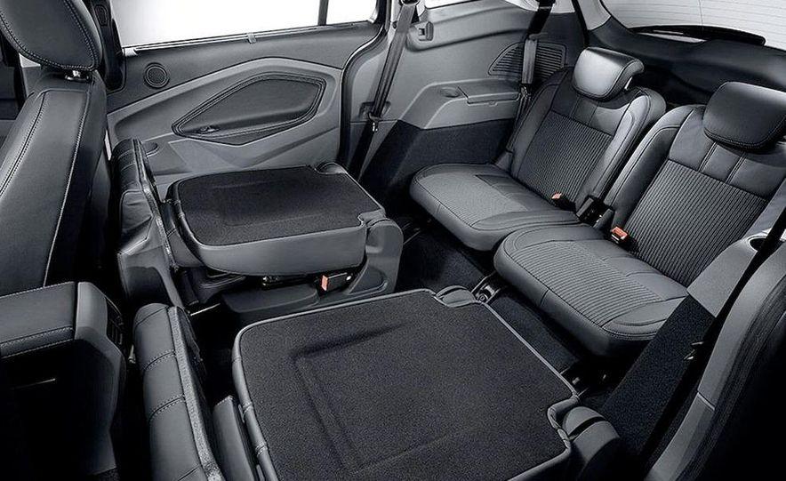 2012 Ford Grand C-Max - Slide 37