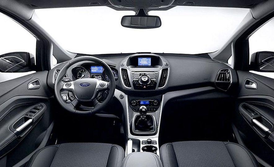 2012 Ford Grand C-Max - Slide 34