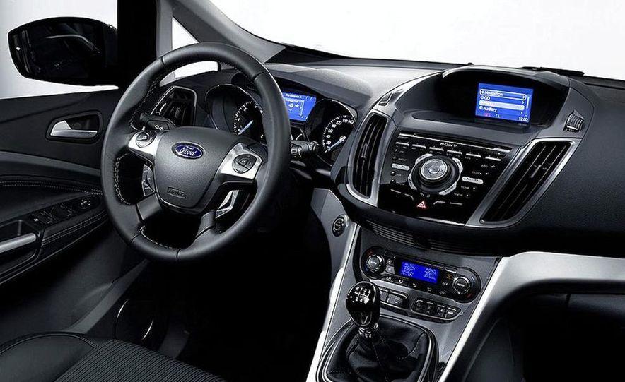 2012 Ford Grand C-Max - Slide 35