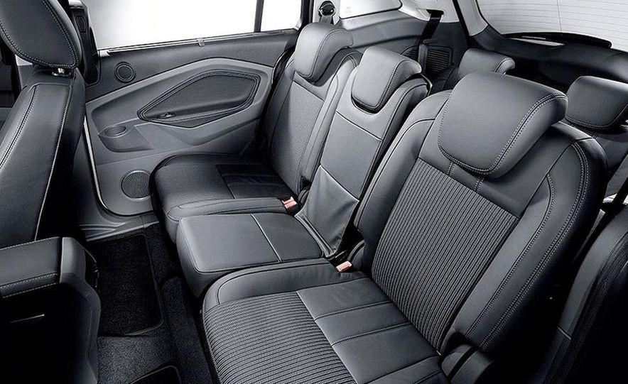 2012 Ford Grand C-Max - Slide 36