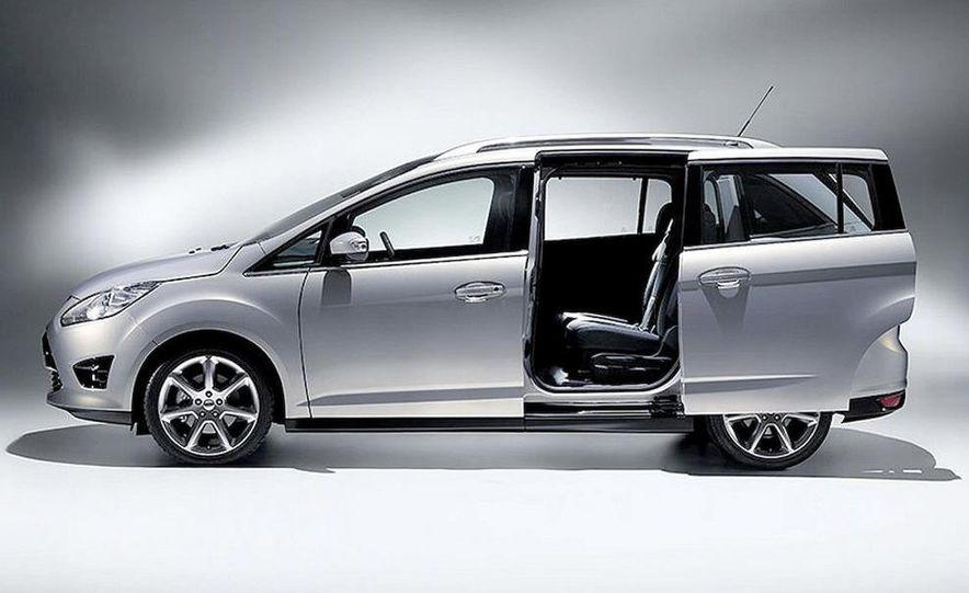 2012 Ford Grand C-Max - Slide 31