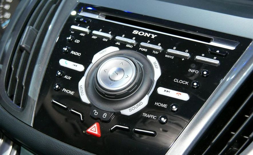 2012 Ford Grand C-Max - Slide 21