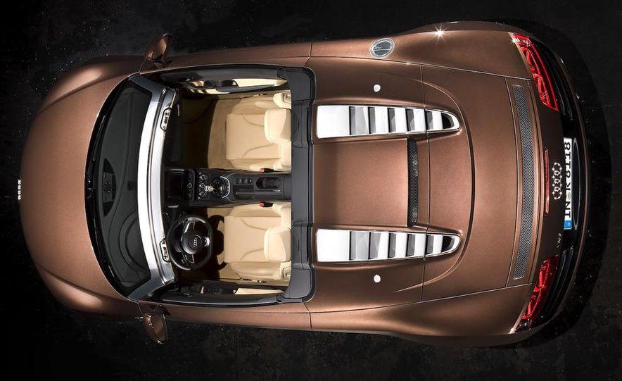 2011 Audi R8 5.2 V-10 FSI Quattro Spyder - Slide 42