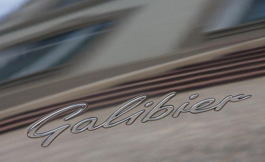 Bugatti 16 C Galibier concept - Slide 7