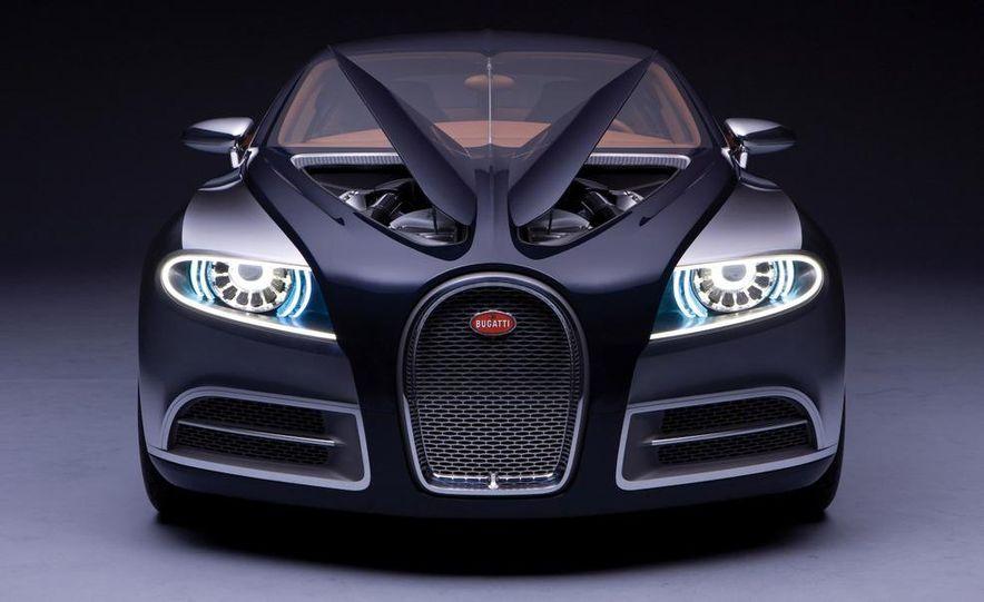 Bugatti 16 C Galibier concept - Slide 6