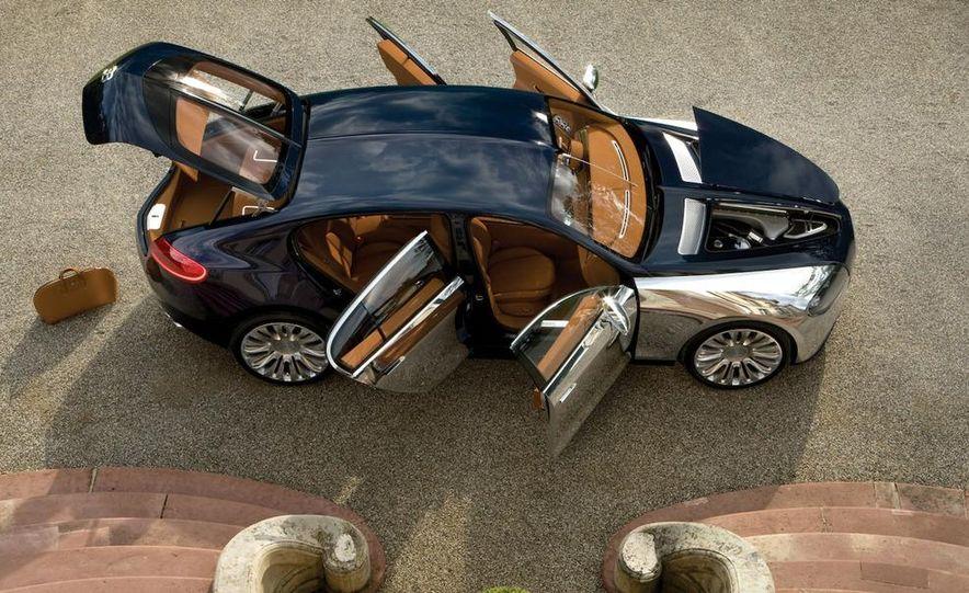 Bugatti 16 C Galibier concept - Slide 3