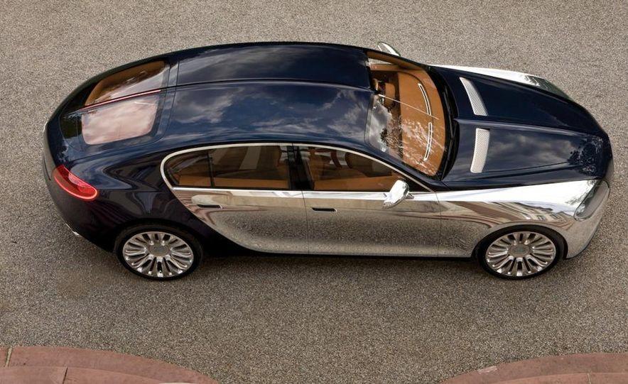 Bugatti 16 C Galibier concept - Slide 8