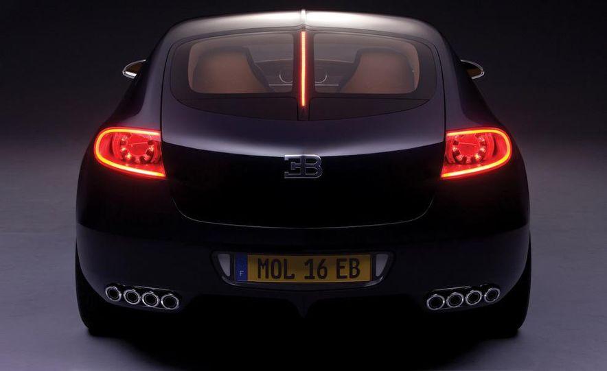Bugatti 16 C Galibier concept - Slide 10