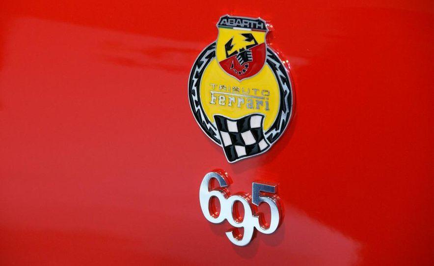2010 Fiat 500 Abarth 695 Tributo Ferrari - Slide 8