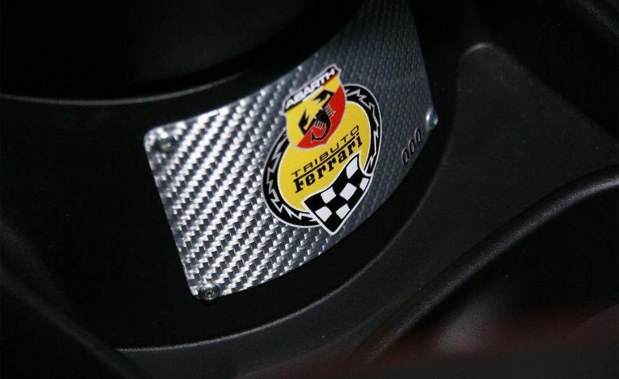 2010 Fiat 500 Abarth 695 Tributo Ferrari - Slide 25