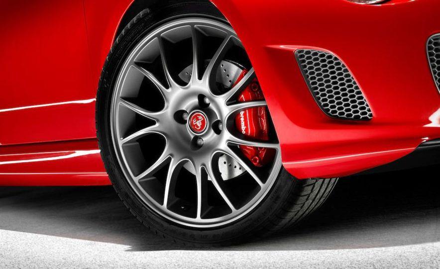 2010 Fiat 500 Abarth 695 Tributo Ferrari - Slide 33