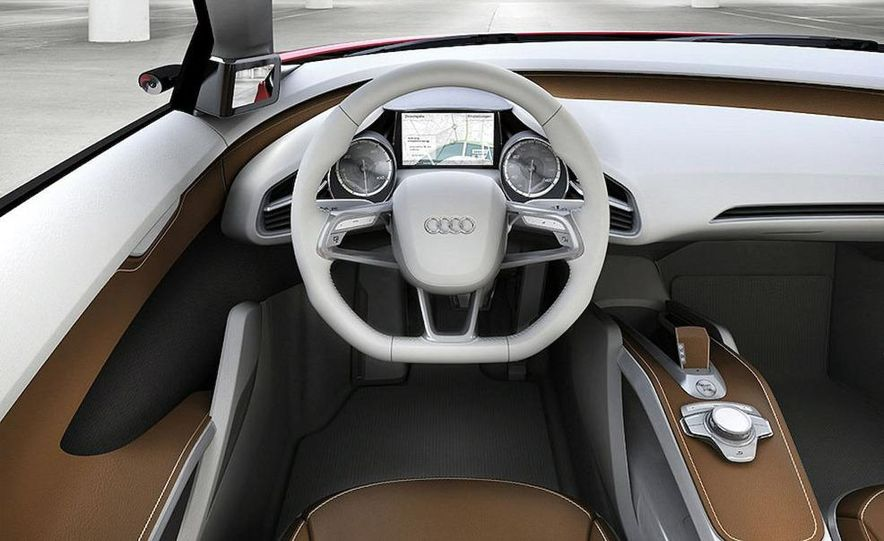 Audi E-Tron concept LED headlight - Slide 41
