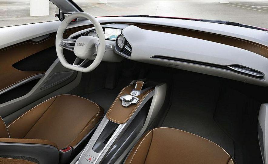 Audi E-Tron concept LED headlight - Slide 42