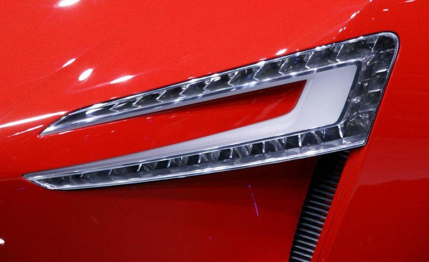 Audi E-Tron concept LED headlight - Slide 1