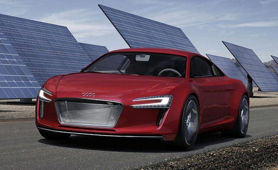 Audi E-Tron concept LED headlight - Slide 29