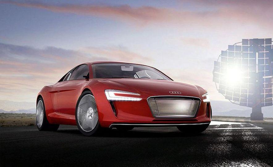 Audi E-Tron concept LED headlight - Slide 32