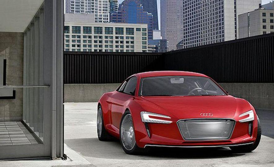 Audi E-Tron concept LED headlight - Slide 33