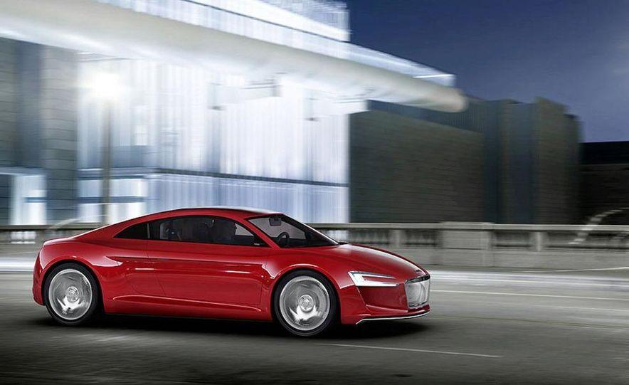 Audi E-Tron concept LED headlight - Slide 34