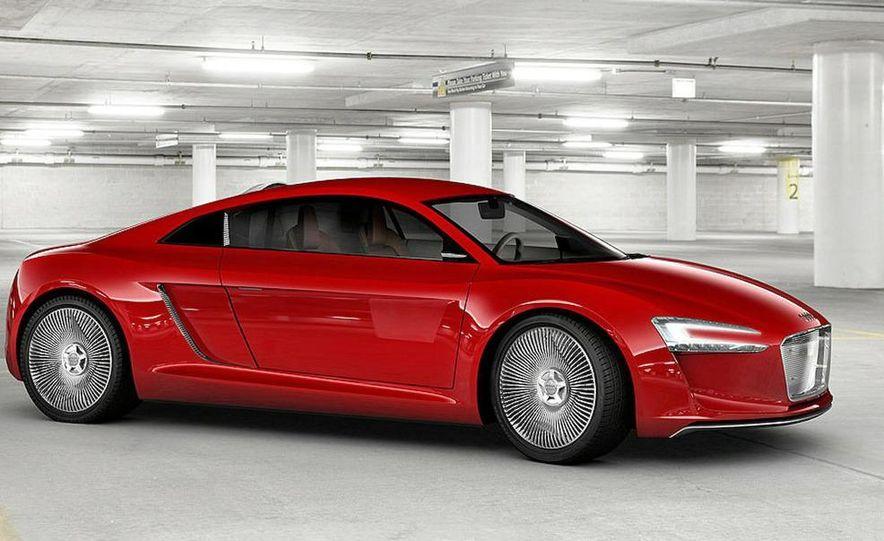 Audi E-Tron concept LED headlight - Slide 35