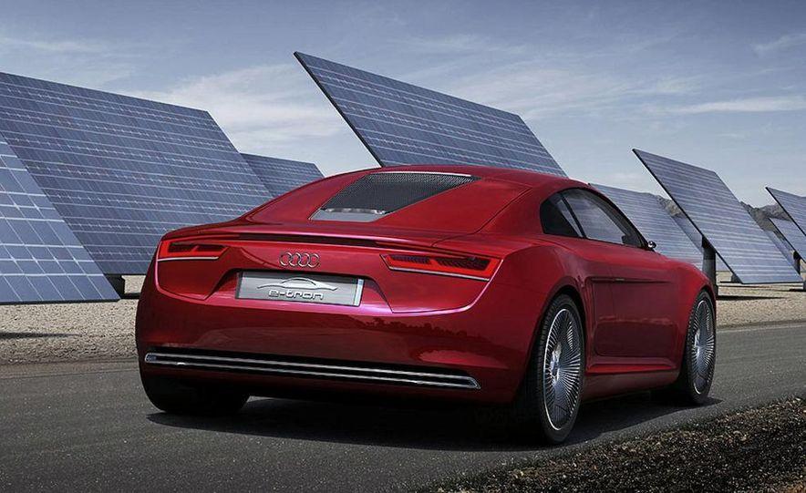 Audi E-Tron concept LED headlight - Slide 38