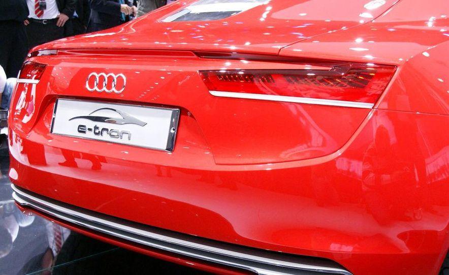 Audi E-Tron concept LED headlight - Slide 28