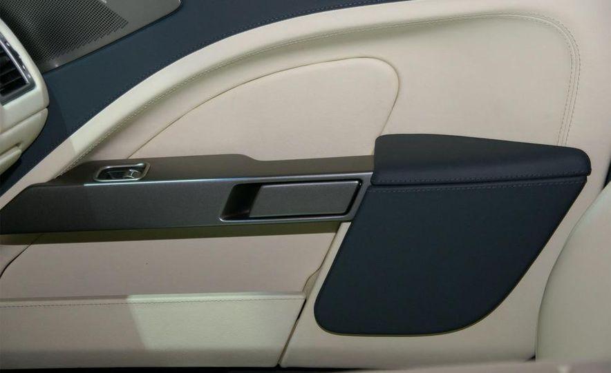 2011 Aston Martin Rapide - Slide 22