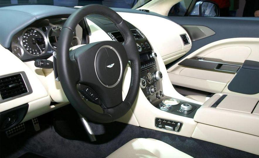 2011 Aston Martin Rapide - Slide 19