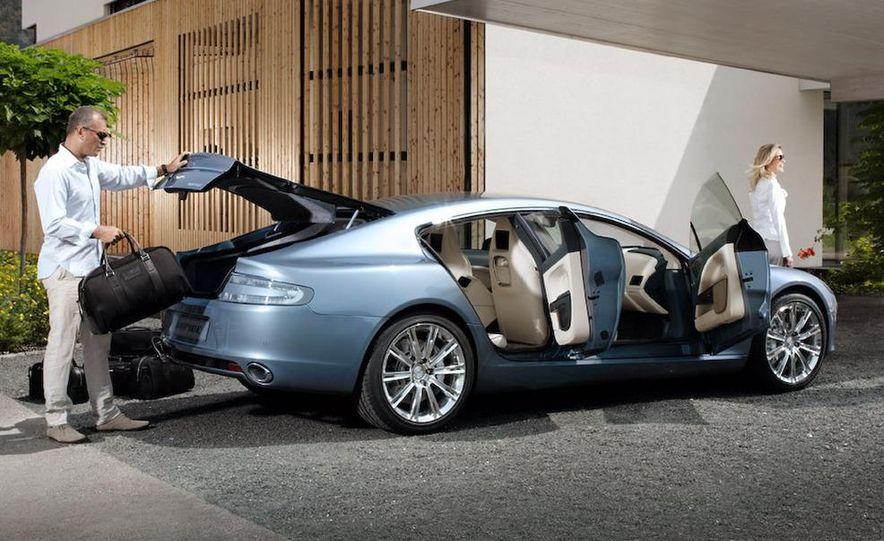 2011 Aston Martin Rapide - Slide 1