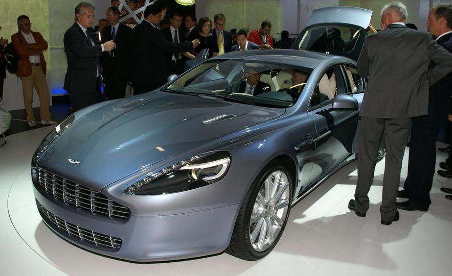 2011 Aston Martin Rapide - Slide 5