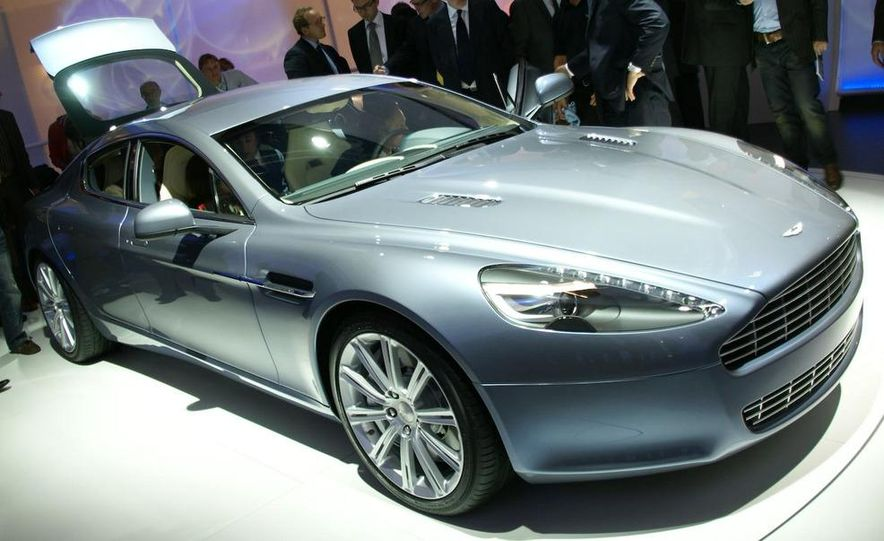 2011 Aston Martin Rapide - Slide 6