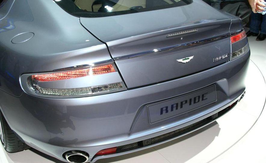 2011 Aston Martin Rapide - Slide 11