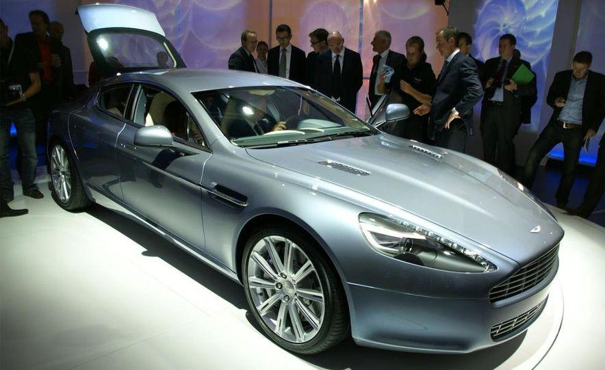 2011 Aston Martin Rapide - Slide 29