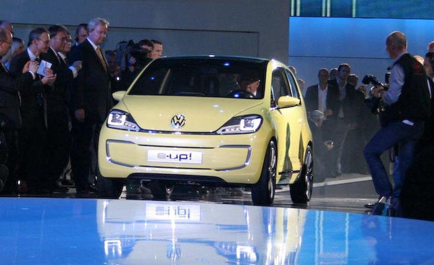 Volkswagen E-Up! concept - Slide 1
