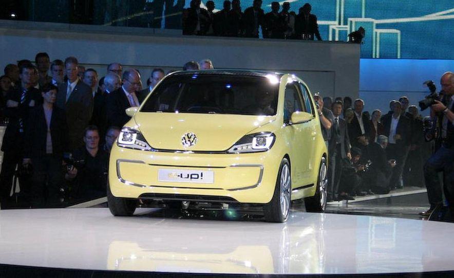 Volkswagen E-Up! concept - Slide 2