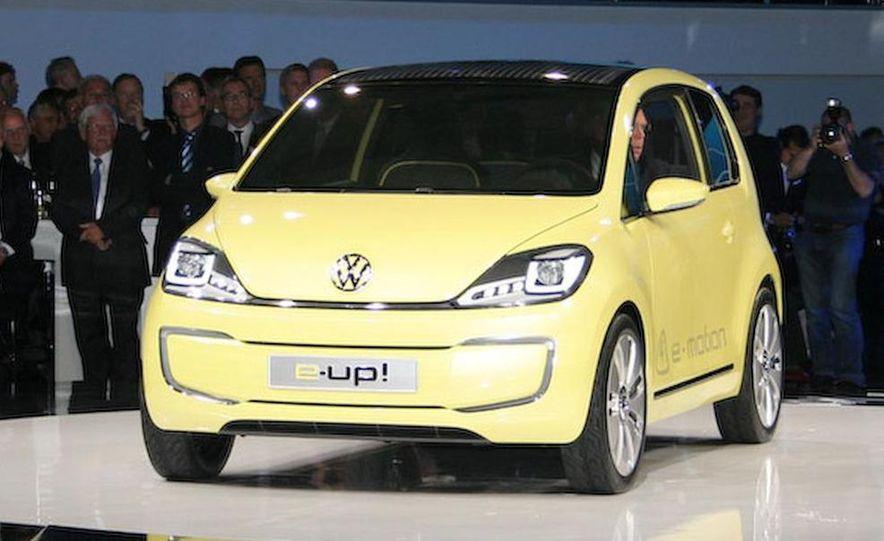 Volkswagen E-Up! concept - Slide 3