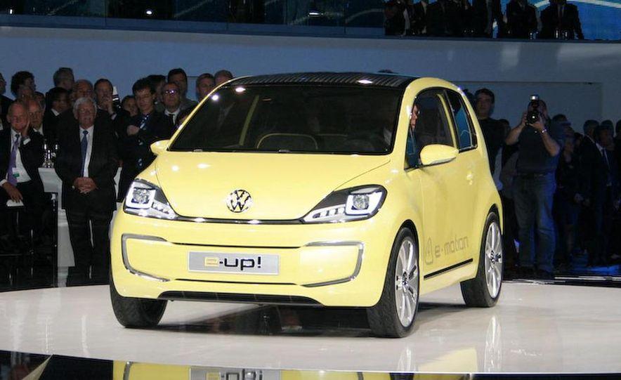Volkswagen E-Up! concept - Slide 4