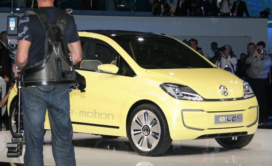 Volkswagen E-Up! concept - Slide 5