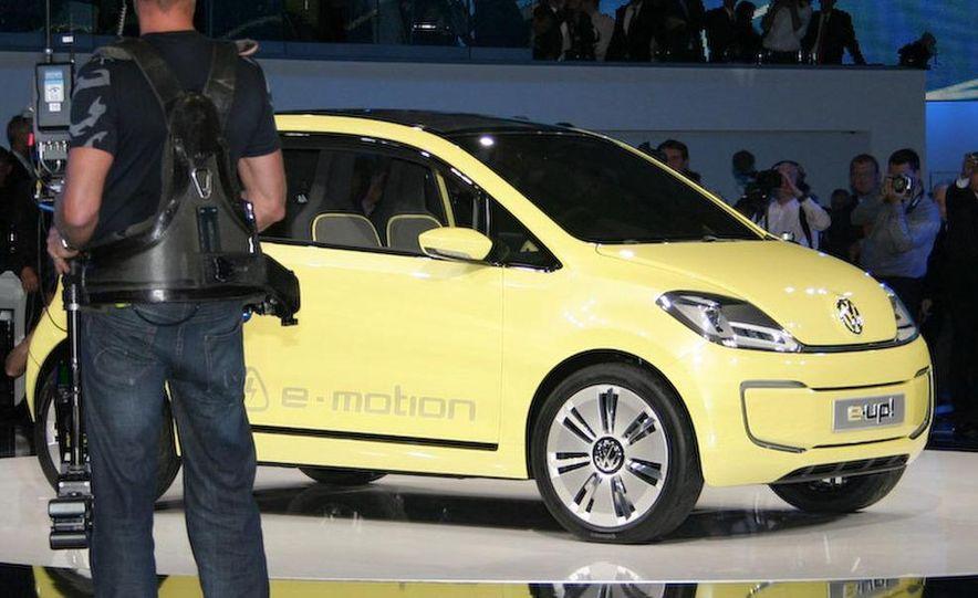 Volkswagen E-Up! concept - Slide 6