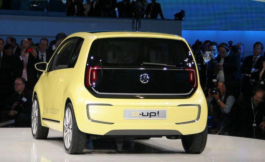 Volkswagen E-Up! concept - Slide 10