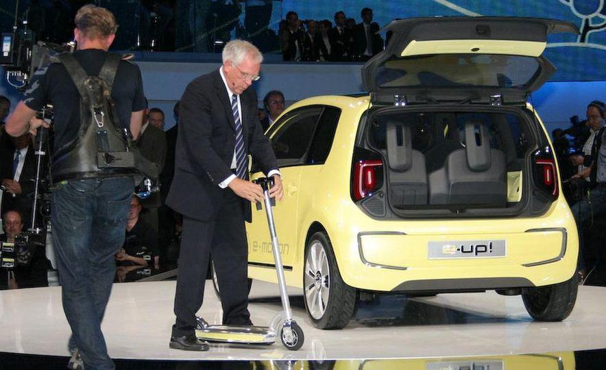 Volkswagen E-Up! concept - Slide 15